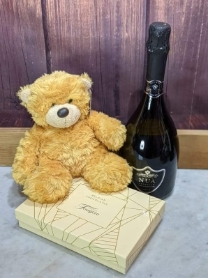 Honey Bear Prosecco Giftset